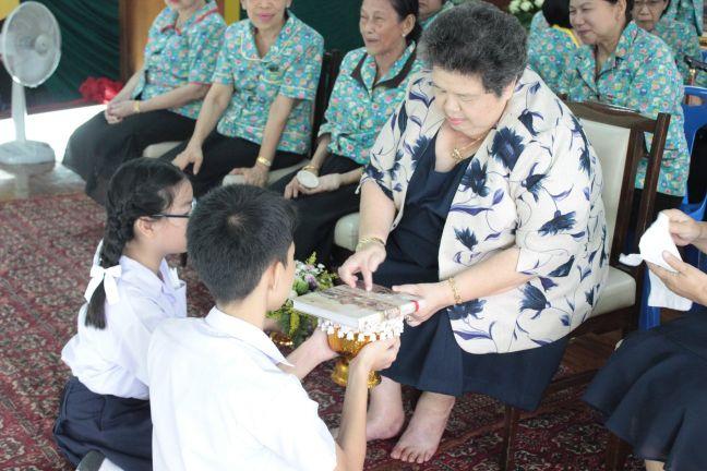 พิธีไหว้ครูประจำปีการศึกษา 2561