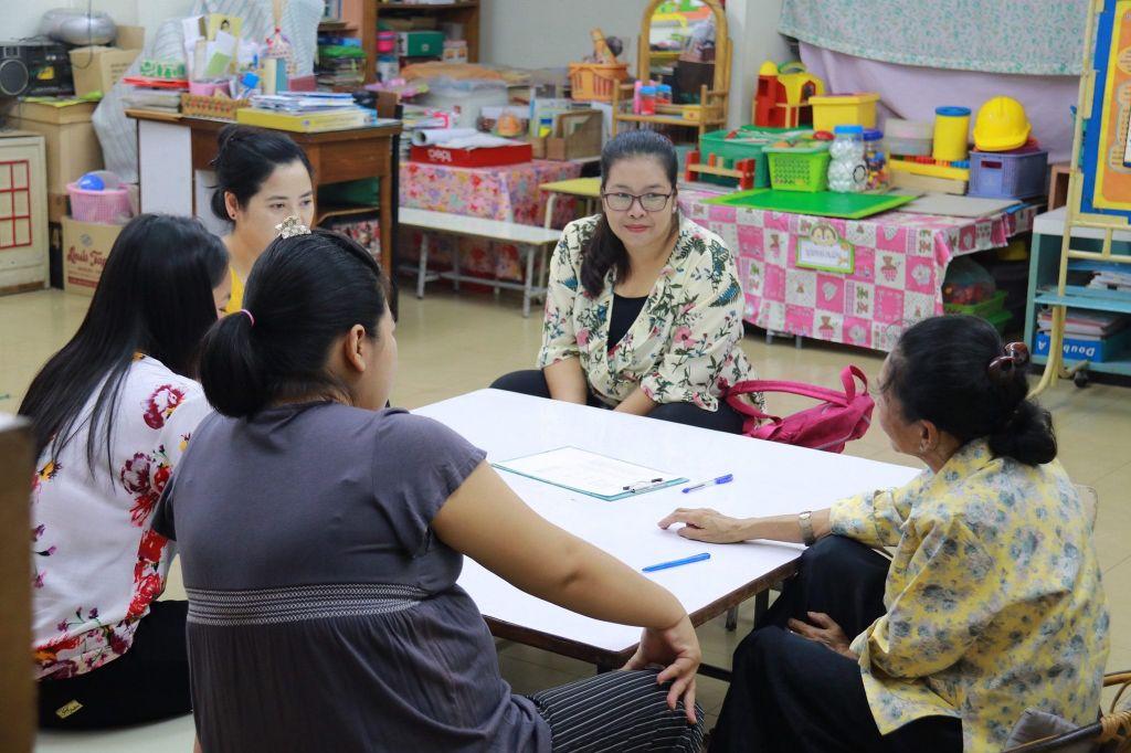 การประชุมผู้ปกครอง สายสัมพันธ์บ้านและโรงเรียน ครั้งที่ 2 2562