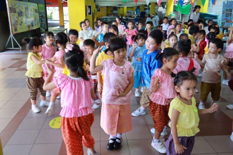 โครงการปฐมวัยรักษ์ไทย