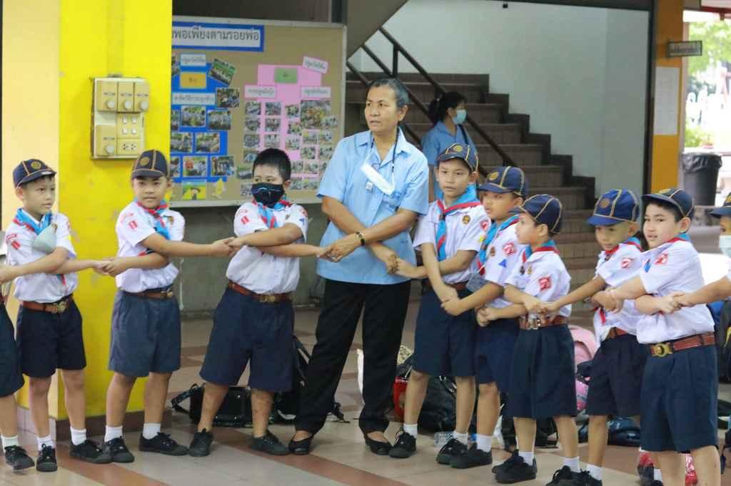 กิจกรรม day camp ชั้นประถมศึกษาปีที่ 1 3