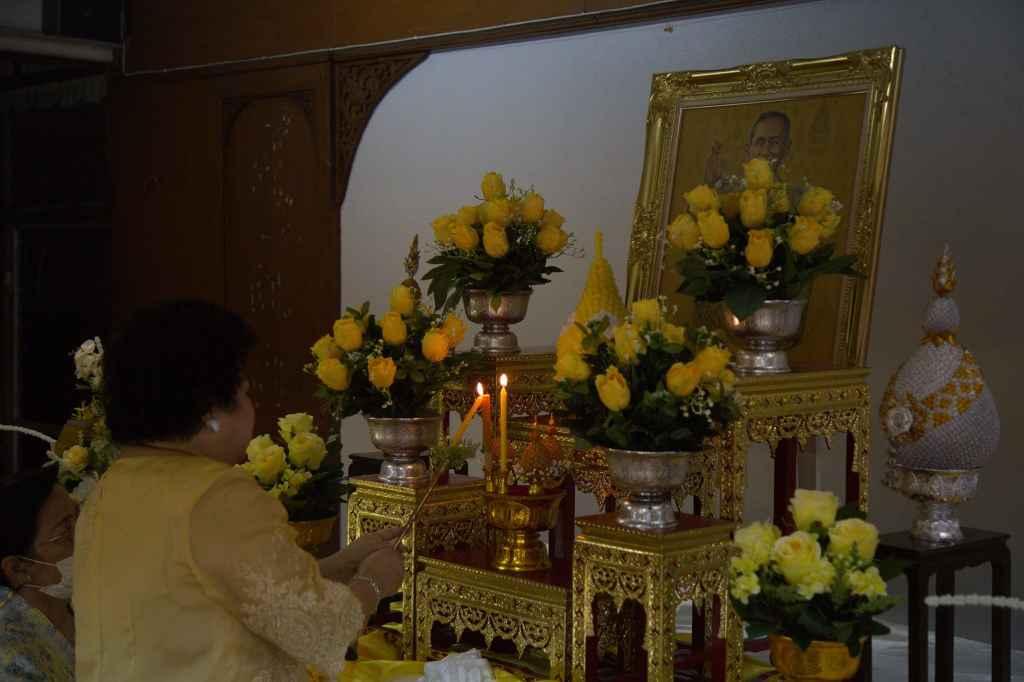 วันคล้ายวันสวรรคตพระบาทสมเด็จพระบรมชนกาธิเบศร มหาภูมิพลอดุลยเดชมหาราช บรมนาถบพิตร