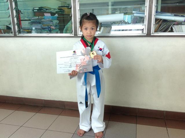 การแข่งขัน school taekwondo festival championship 2015