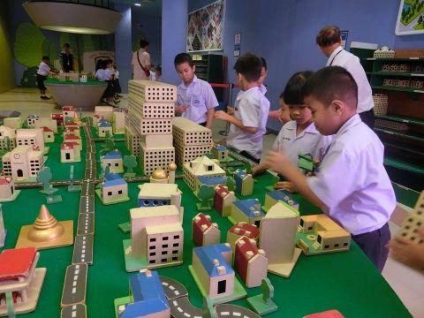 ทัศนศึกษาพิพิธภัณฑ์เด็กกรุงเทพมหานคร แห่งที่1 ระดับชั้นปฐมวัยปีที่ 1 3