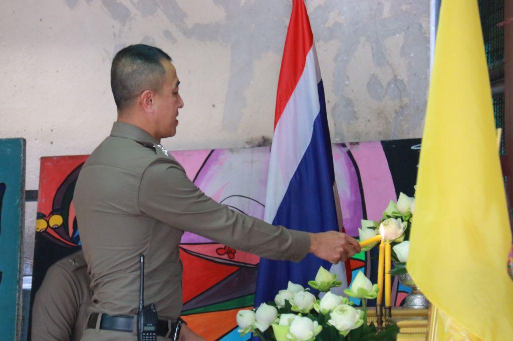 พิธีปิดและมอบประกาศนียบัตร กิจกรรมโครงการ ( d.a.r.e. thailand )