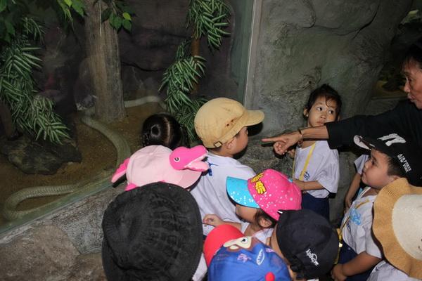 ทัศนศึกษาสวนสัตว์ดุสิต ชั้นปฐมวัยปีที่ 1